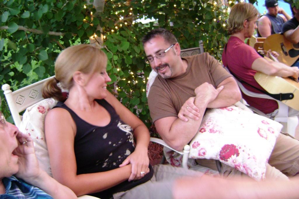 Dawn and Dan Moslander of Hobart, Indiana