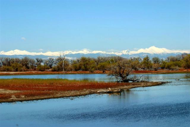 barr lake state park in colorado