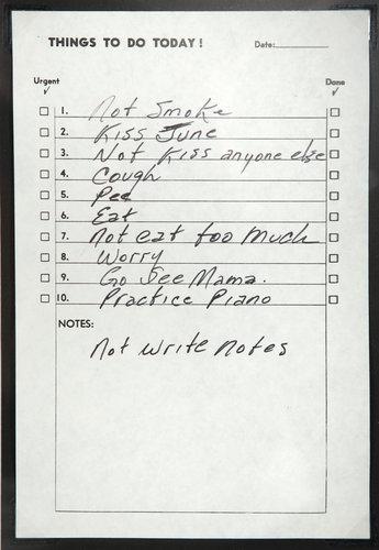 list lists