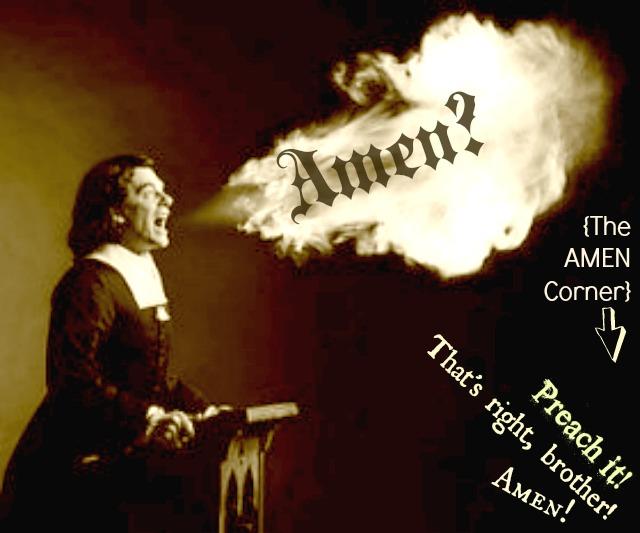 AMEN the amen corner