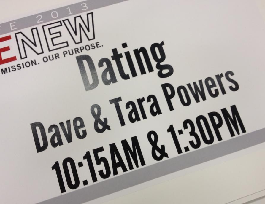 dave and tara dating