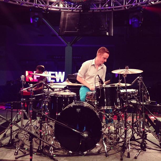 tris drums