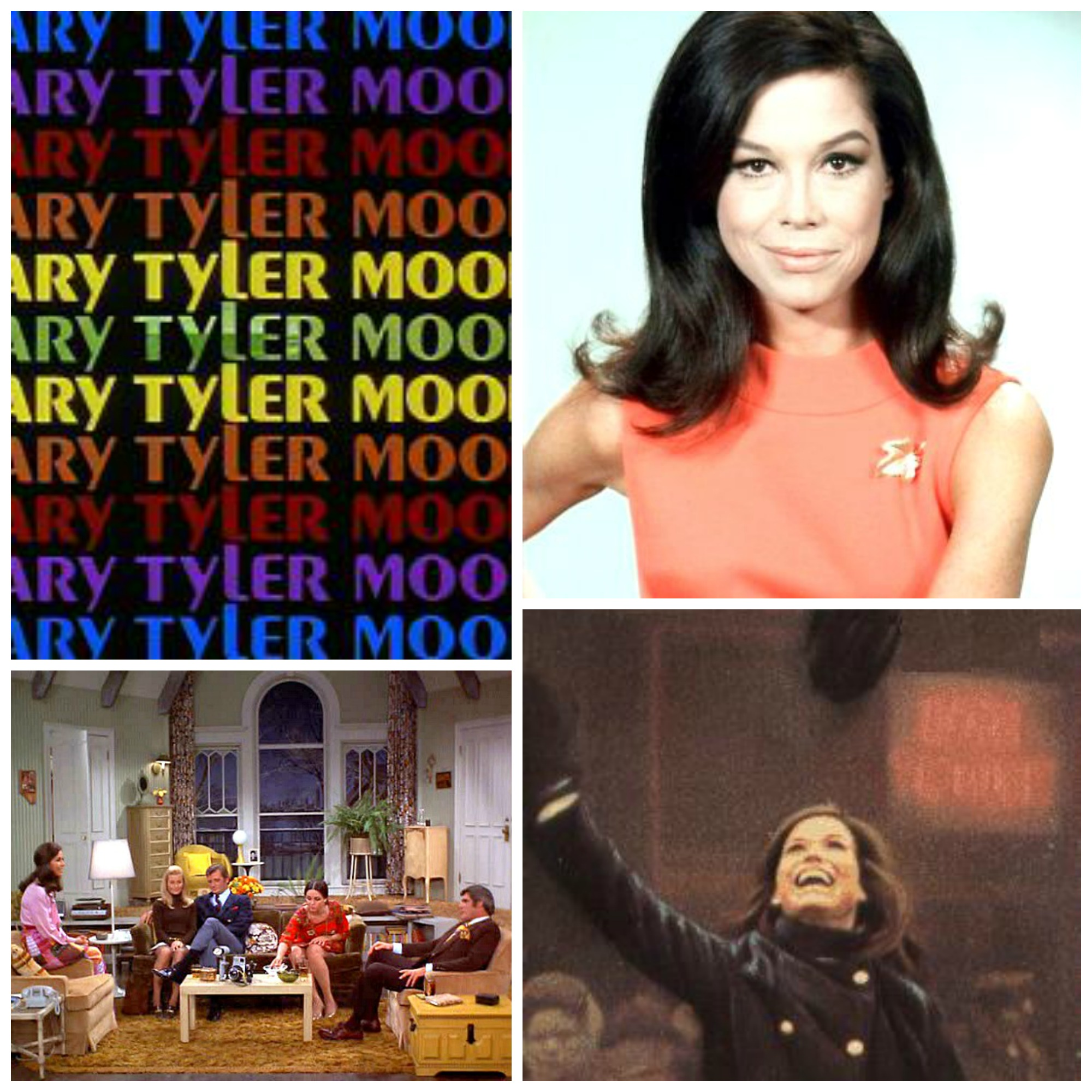 Mary Tyler Moore Show collage