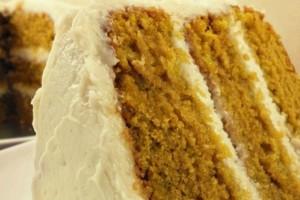 cake pumpkin spice