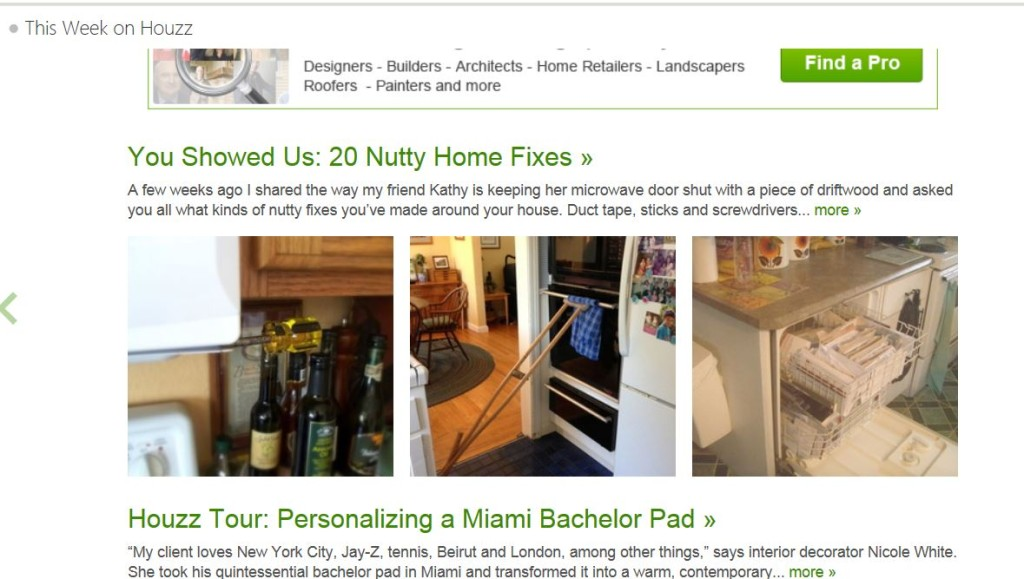 houzz this week on houzz 12 4 13
