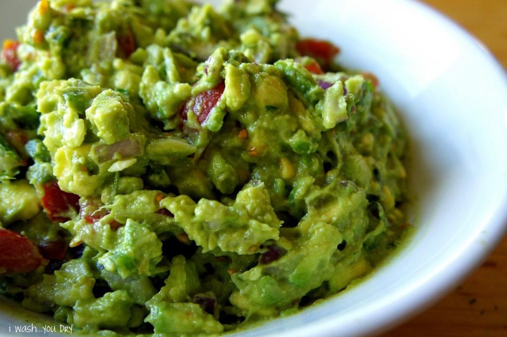 avocado to guacamole