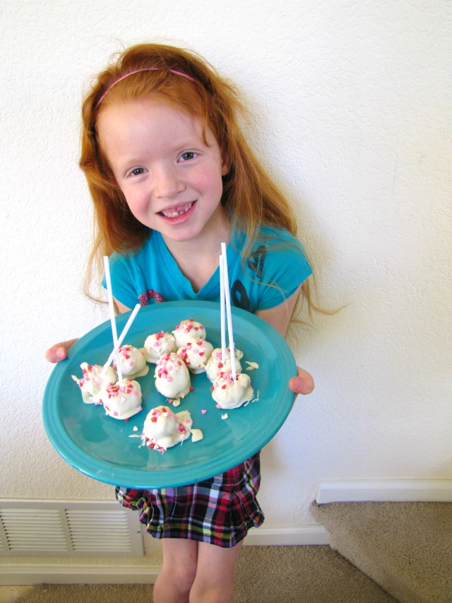 gemma may and the cake pops