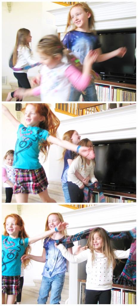 granddaughters twirling feb 2014