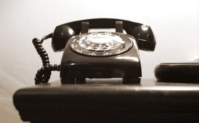 telephone rotary