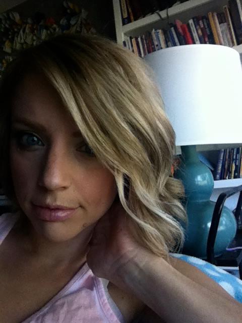 Tara's selfie