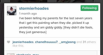 bh stormie's instagram 2