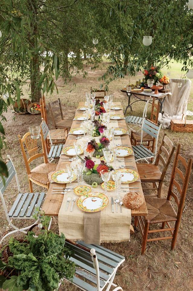 pinterest family table 2