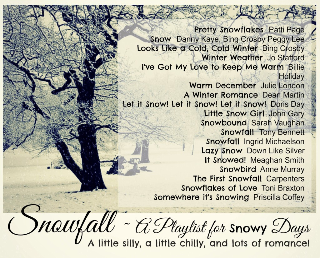 snowfall playlist