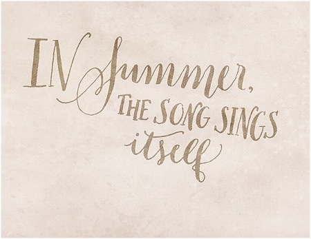 pinterest image summer song