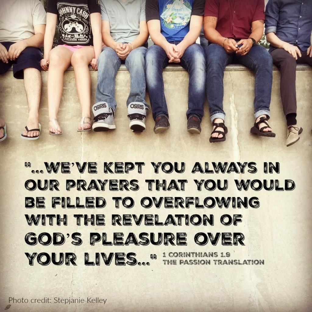 god's pleasure
