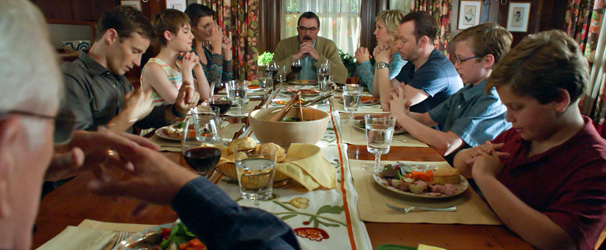 blue bloods family dinner