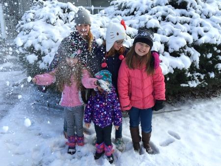 snow babies amelie