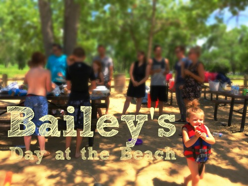 Bailey's Day at the Beach #family #colorado