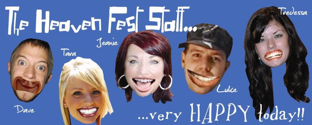 happy staff