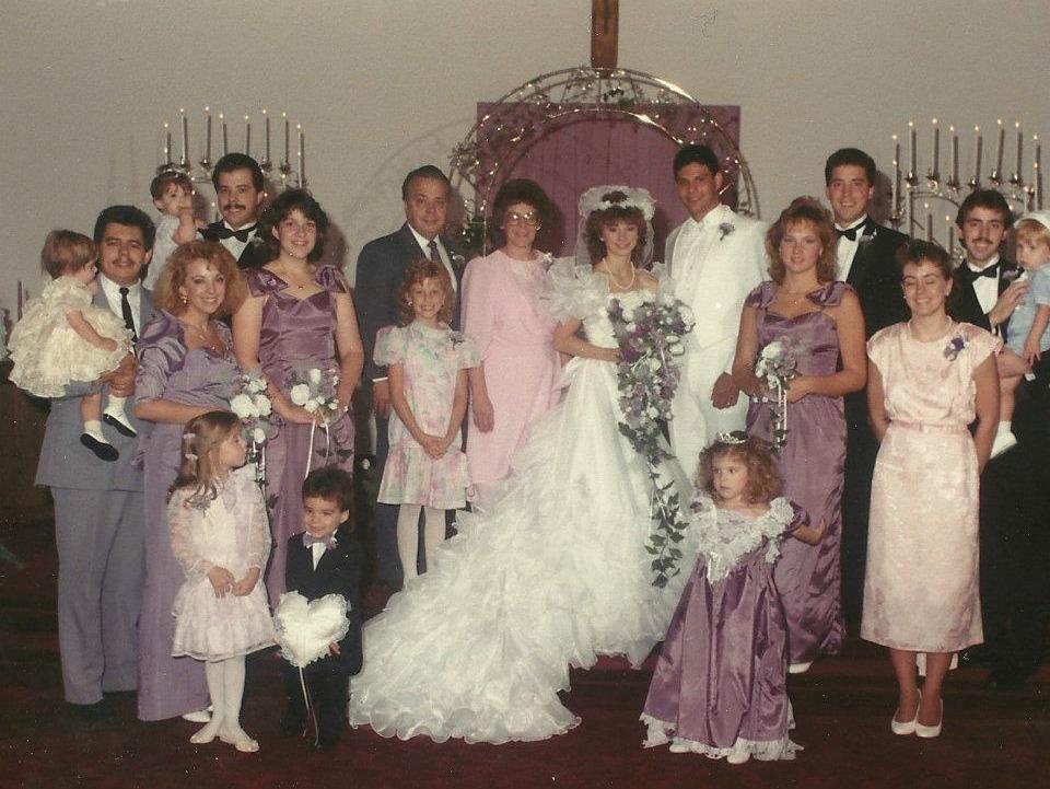 tamis wedding 8-1-87