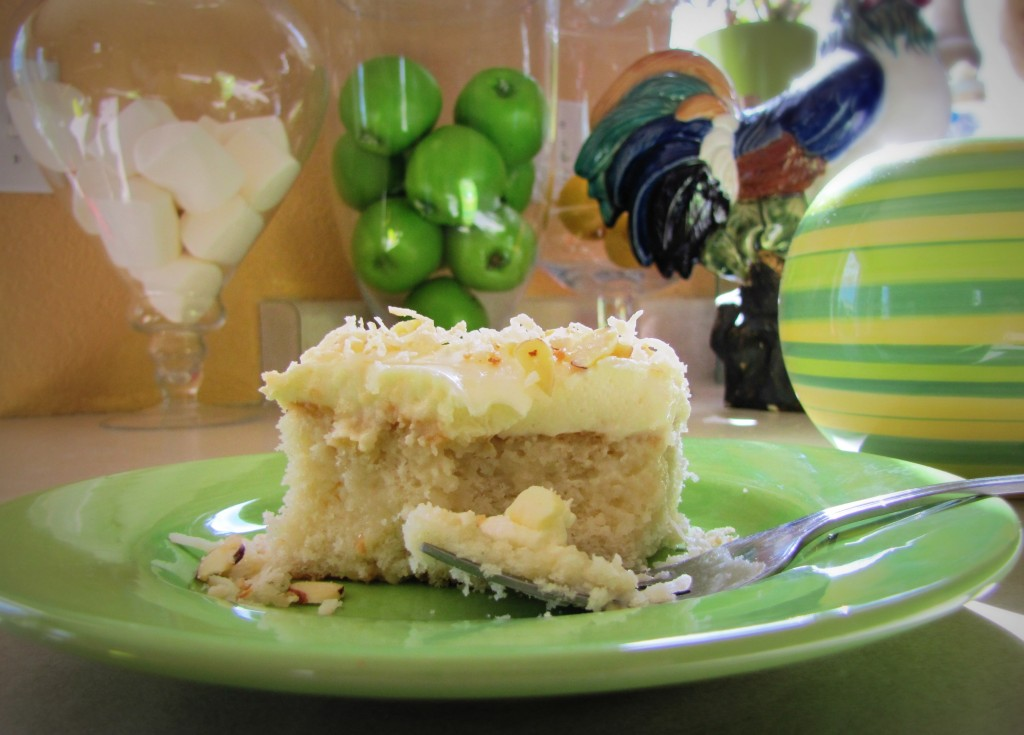 to-die-for coconut cake