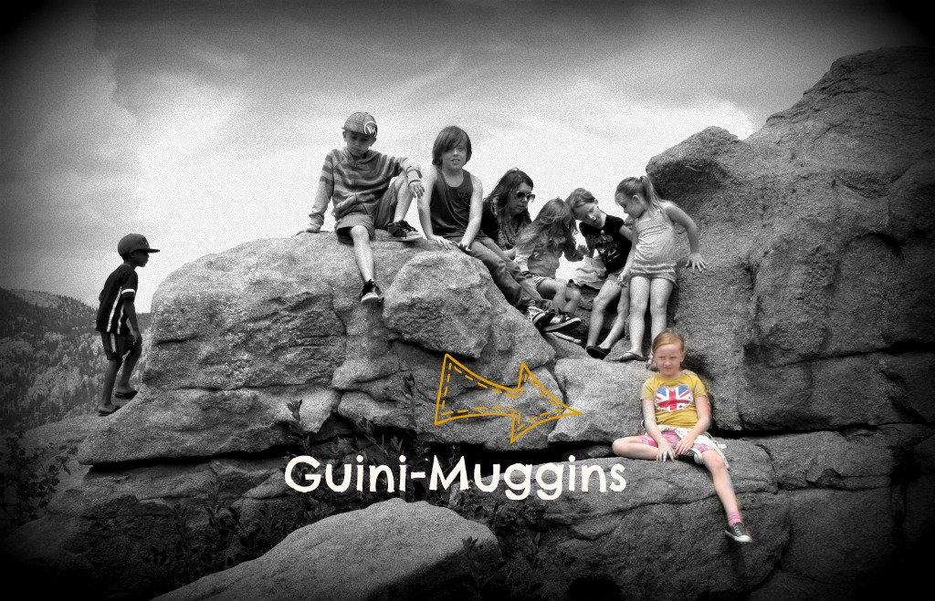 guini's 8th bday