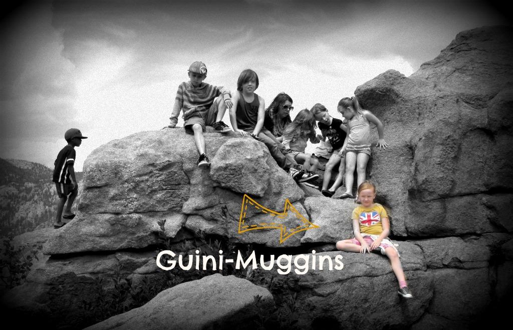 guini's 8th bday