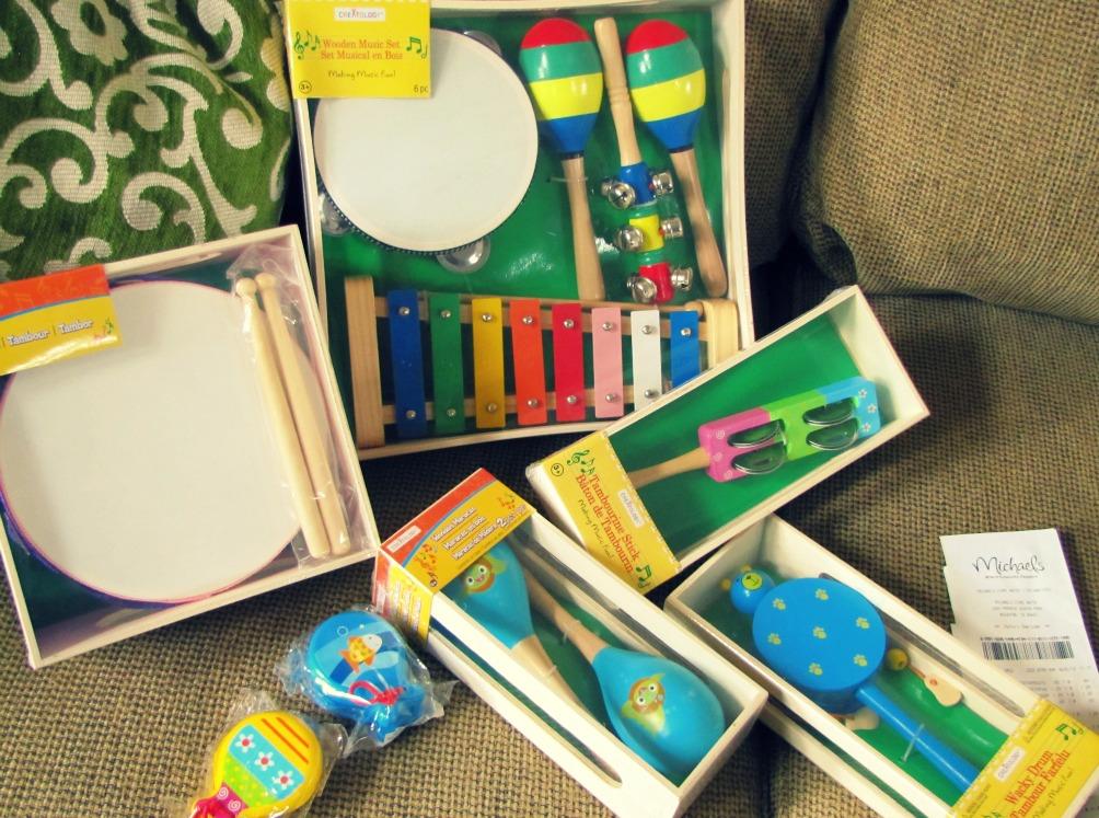 kid's instruments