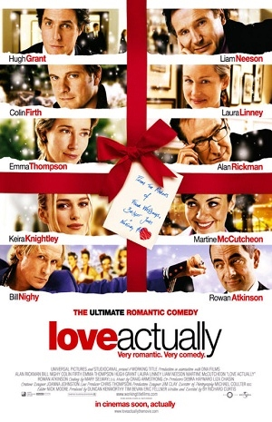 love actually theater poster