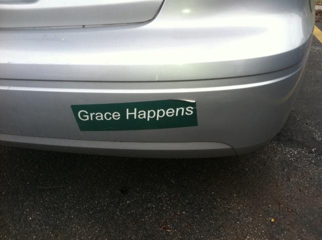 grace happens