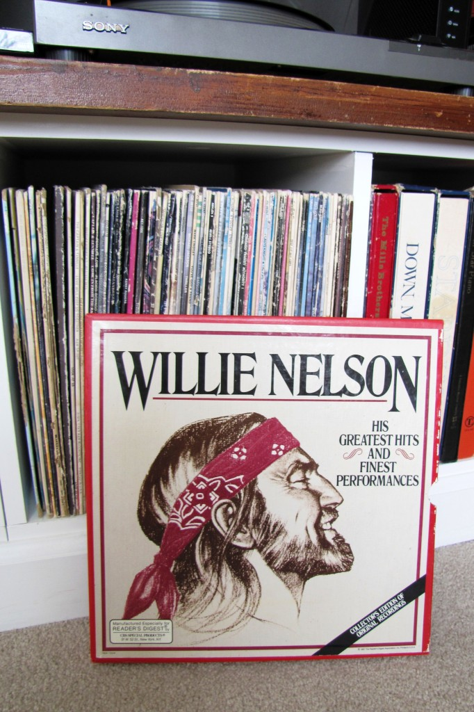 willie nelson album set
