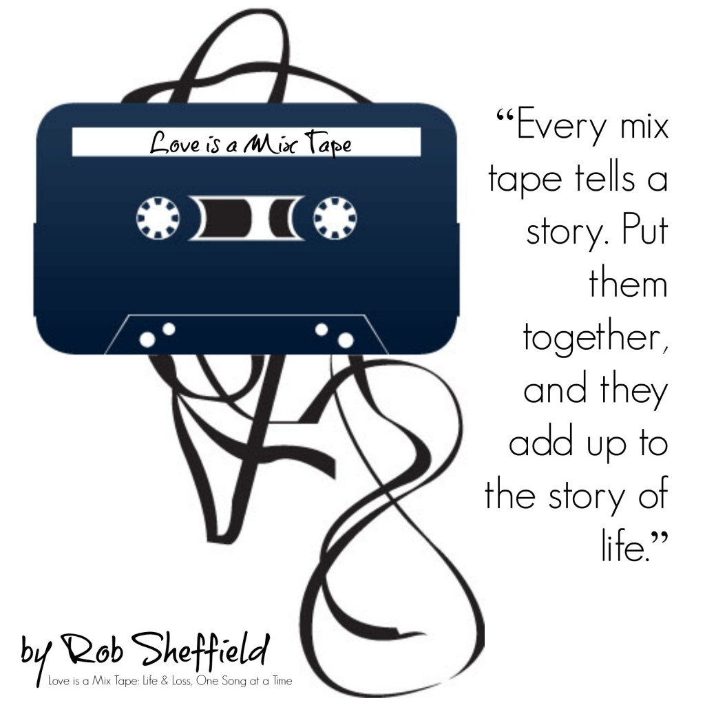 rob sheffield every tape tells a story