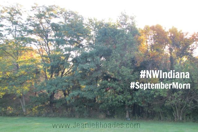 #NWIndiana #SeptemberMorn 1