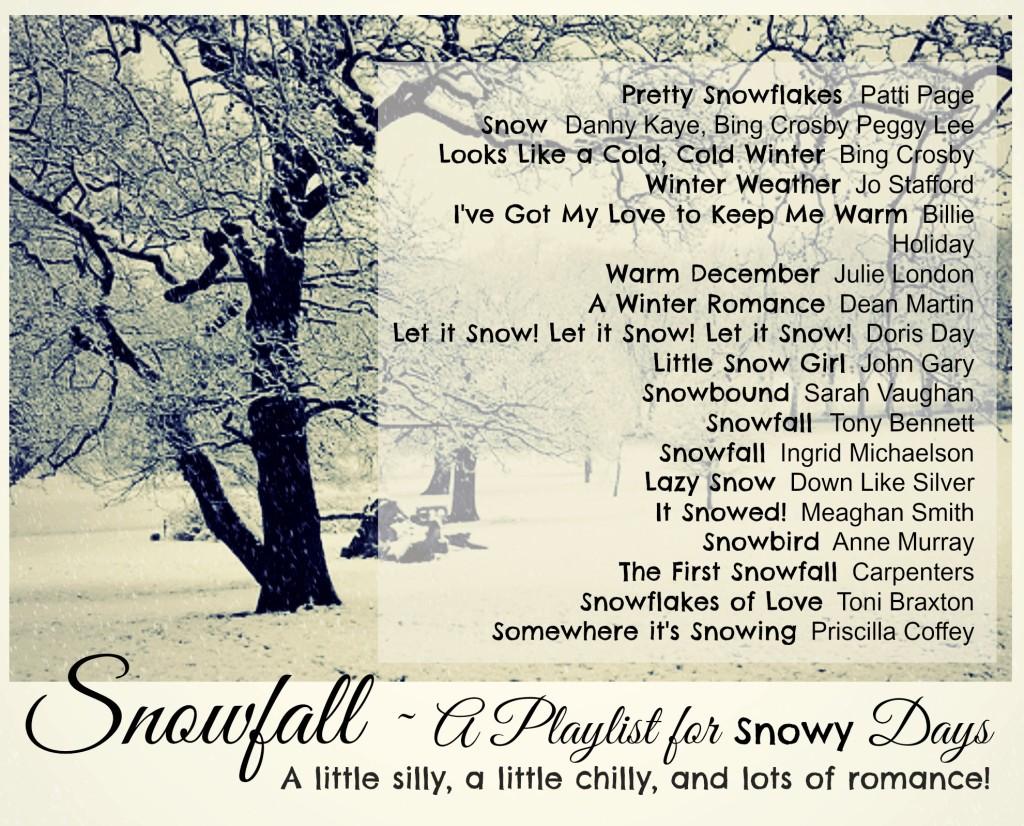 snowfall playlist
